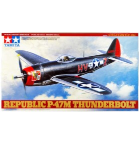 TAMIYA 61096 Myśliwiec Republic P-47M Thunderbolt