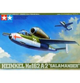 "TAMIYA 61097 Myśliwiec Heinkel He162 A-2 ""Salamander"""