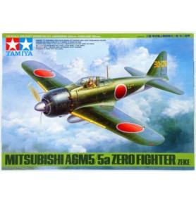 TAMIYA 61103 Myśliwiec Mitsubishi A6M5/5a Zero Fighter Zeke