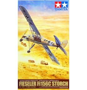 TAMIYA 61100 Rozpoznawczo-łącznikowy Fieseler Fi156C Storch