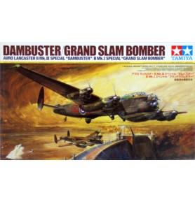 TAMIYA 61111 Avro Lancaster Dambuster/Grand Slam Bomber
