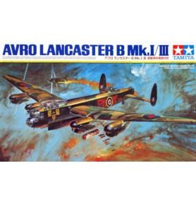 TAMIYA 61112 Bombowiec Avro Lancaster B Mk.I/III