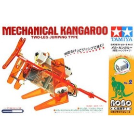 TAMIYA 71102 Edu Set - Mechaniczny kangur