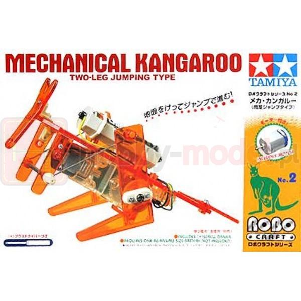 TAMIYA 71102 Edu Set - Mechaniczny kangur