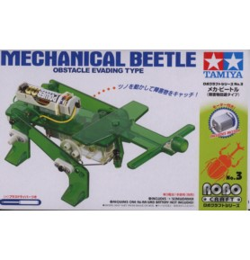 TAMIYA 71103 Edu Set - Mechaniczny żuk