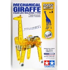 TAMIYA 71105 Edu Set - Mechaniczna żyrafa