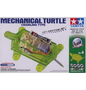 TAMIYA 71106 Edu Set - Mechaniczny źółw