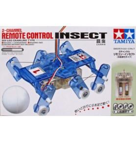 TAMIYA 71107 Edu Set - Zdalnie sterowany insekt