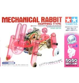 TAMIYA 71108 Edu Set - Mechaniczny królik