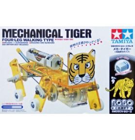 TAMIYA 71109 Edu Set - Mechaniczny tygrys