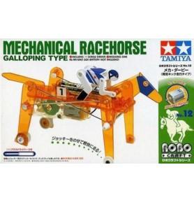 TAMIYA 71112 Edu Set - Mechaniczny koń wyścigowy