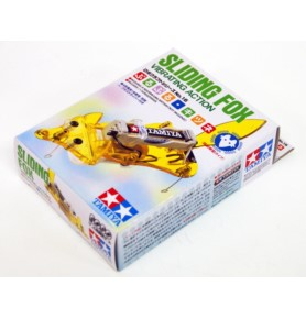 TAMIYA 71116 Edu Set - Mechaniczny lis
