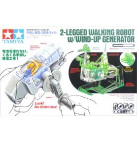 TAMIYA 71121 Edu Set - Robot dwunożny