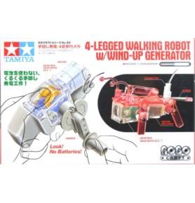 TAMIYA 71122 Edu Set - Robot czteronożny