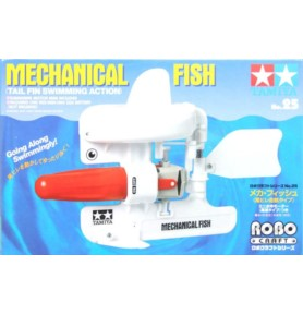 TAMIYA 71125 Edu Set - Mechaniczna ryba
