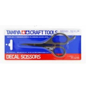 TAMIYA 74031 Nożyczki do kalkomanii