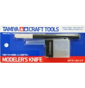 TAMIYA 74040 Nożyk modelarski