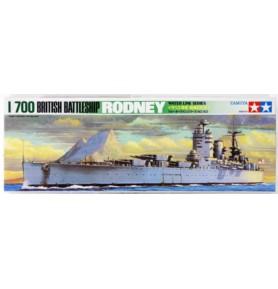 TAMIYA 77502 Pancernik Rodney