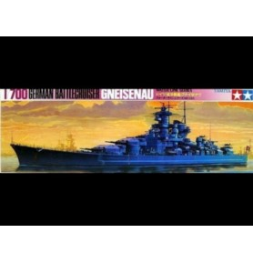 TAMIYA 77520 Pancernik Gneisenau