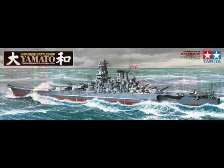 TAMIYA 78030 Pancernik Yamato