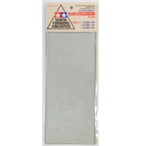 TAMIYA 87009 Papier ścierny