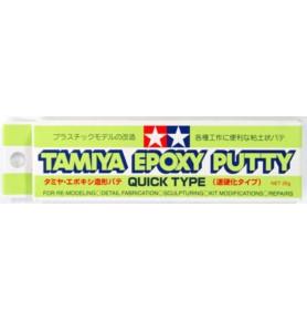 TAMIYA 87051 Szpachlówka (Quick Type)