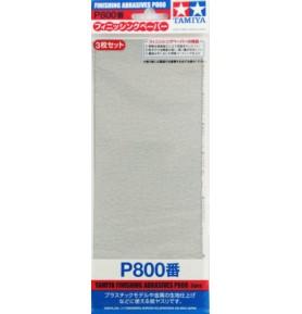 TAMIYA 87056 Papier ścierny P800