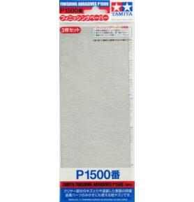 TAMIYA 87059 Papier ścierny P1500