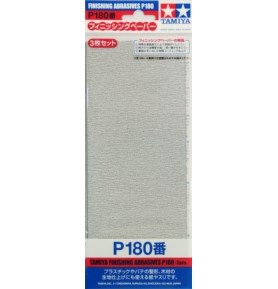 TAMIYA 87092 Papier ścierny P180