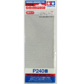 TAMIYA 87093 Papier ścierny P240