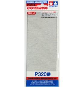 TAMIYA 87094 Papier ścierny P320