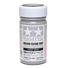 TAMIYA 87116 Diorama Texture Paint - Jasnoszara