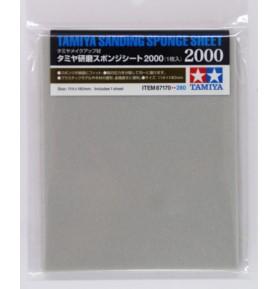 TAMIYA 87170 Papier ścierny 2000