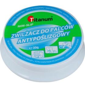 Zwilżacz do palców antypoślizgowy Titanum