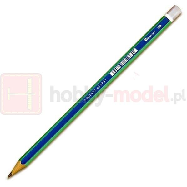 Ołówek techniczny Titanum 3B