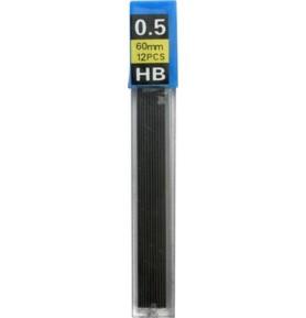Grafity do ołówków Titanum HX9858A (12 sztuk HB)