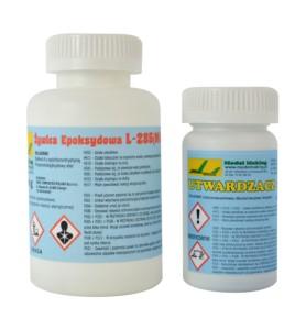 Żywica epoksydowa L-285 200g + utwardzacz Z1 80g