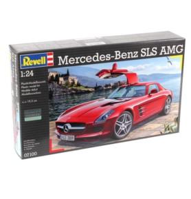 REVELL 07100 Samochód sportowy Mercedes-Benz SLS AMG