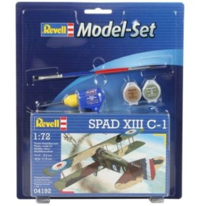 REVELL 64192 SPAD XIII C-1 (zestaw)