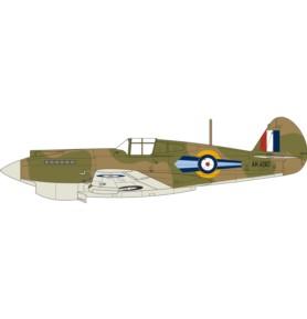 AIRFIX 01003A Samolot Curtis Tomahawk Mk.IIB
