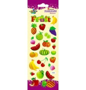 Naklejki dekoracyjne Titanum - owoce