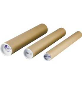 Tuba kartonowa Fi 10 cm/100 cm Leniar