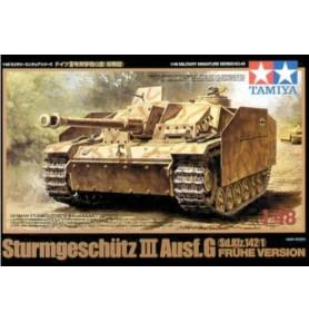 TAMIYA 32540 Działo pancerne Sturmgeschutz III Ausf. G