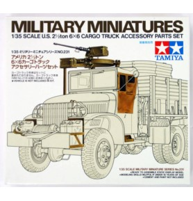 TAMIYA 35231 Akcesoria ciężarówki