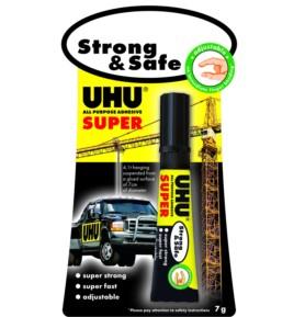 Klej uniwersalny UHU Strong & Safe 7g
