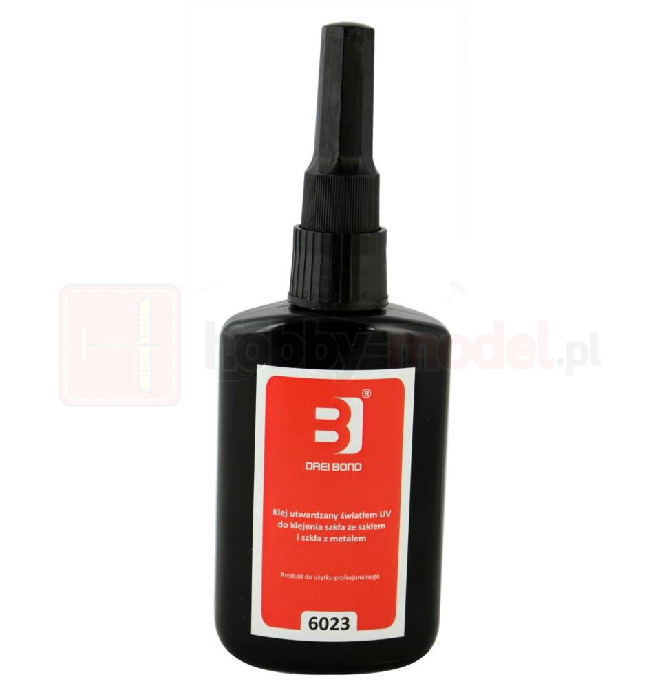 Klej utwardzalny UV DREI BOND 6023 (50ml)   do szkła