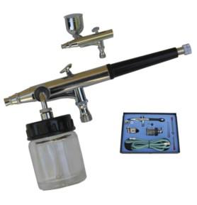 ADLER AD-7734 Aerograf - dysza 0,2 mm + 0,3 mm + 0,5 mm
