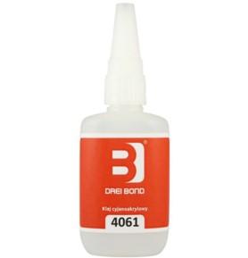 Klej Cyjanoakrylowy DREI BOND 4061 (50g)