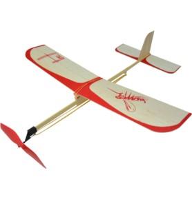 Samolot z napędem gumowym KOMAR