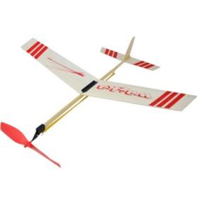 Samolot z napędem gumowym WAŻKA